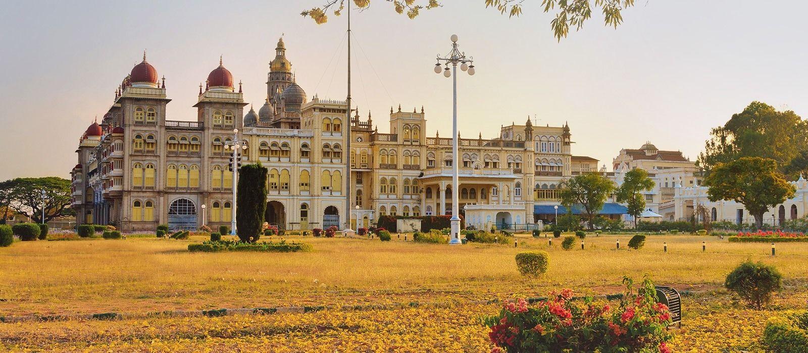 Destination Mysore South India