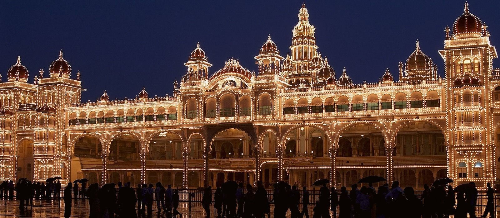 Destination Mysore South India
