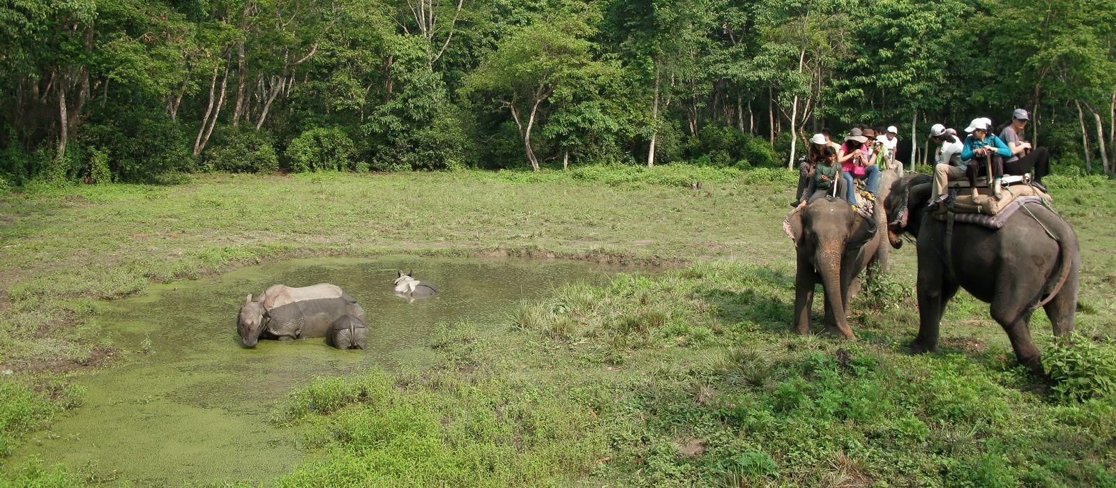 Reiseziel Chitwan Nepal