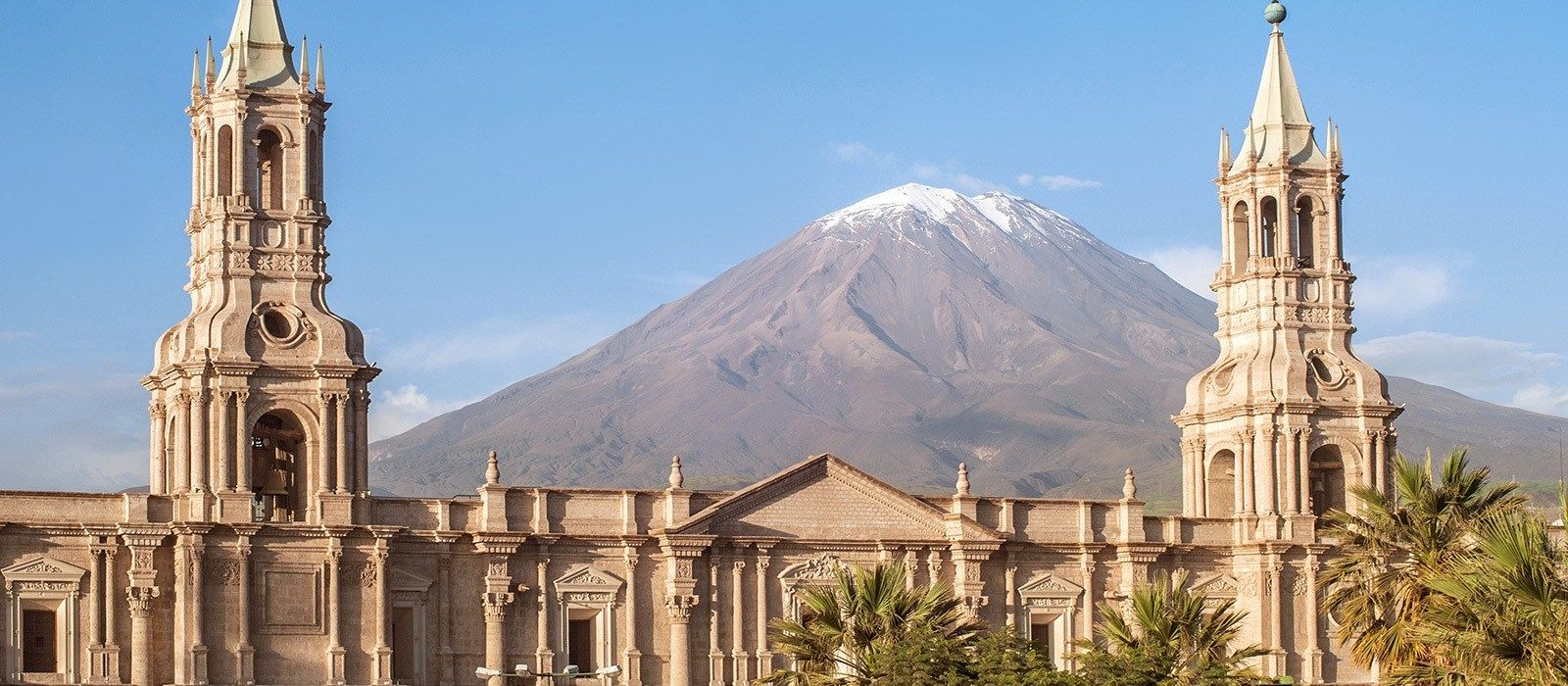 Destination Arequipa Peru