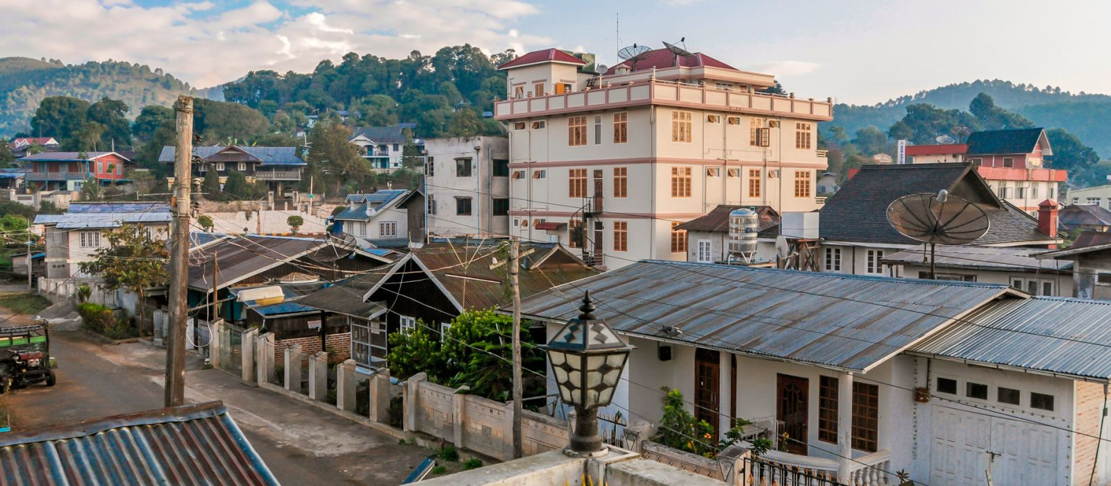Hotel Kalaw-Inle Trek Overnight Stay At Monastery/Local Home Myanmar