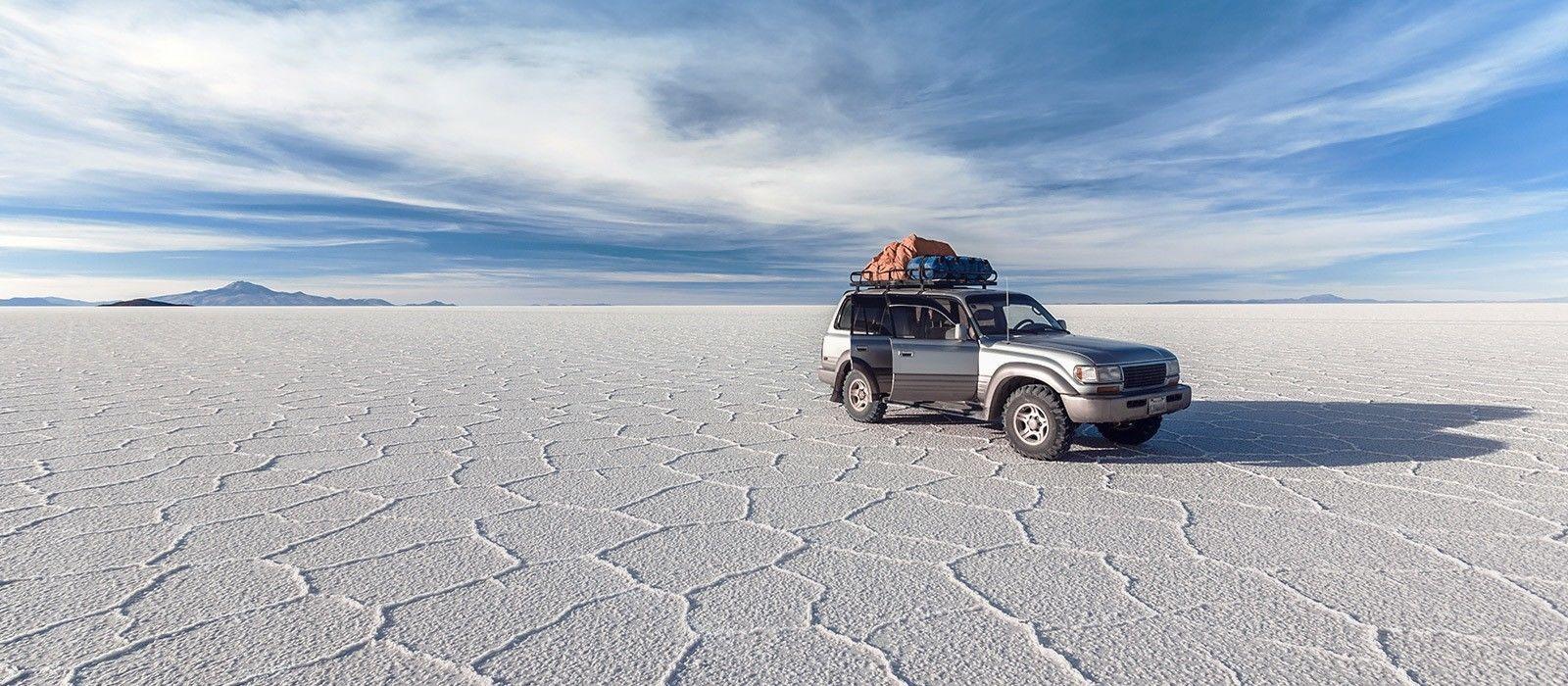 Destination Uyuni Bolivia