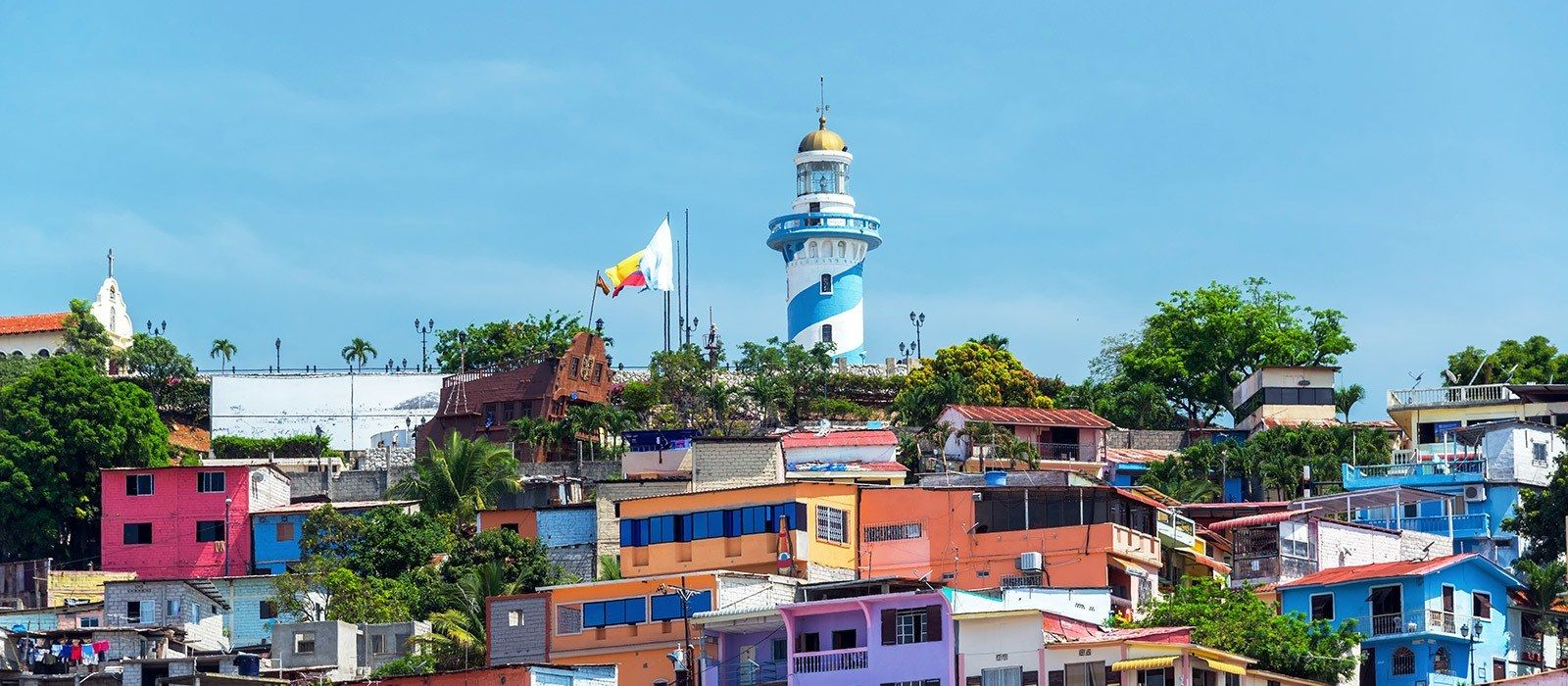 Destination Guayaquil Ecuador/Galapagos