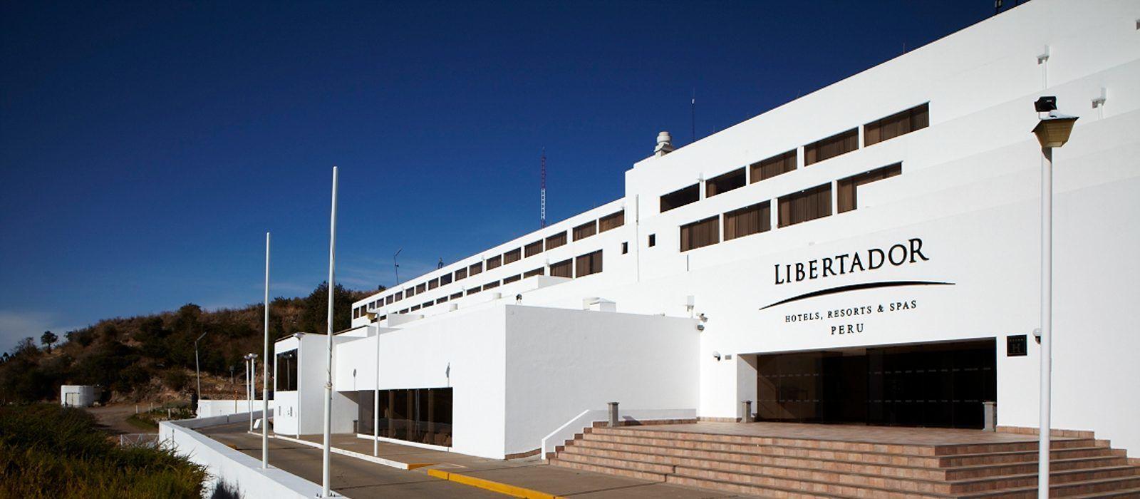 Hotel Libertador Lago Titicaca Peru