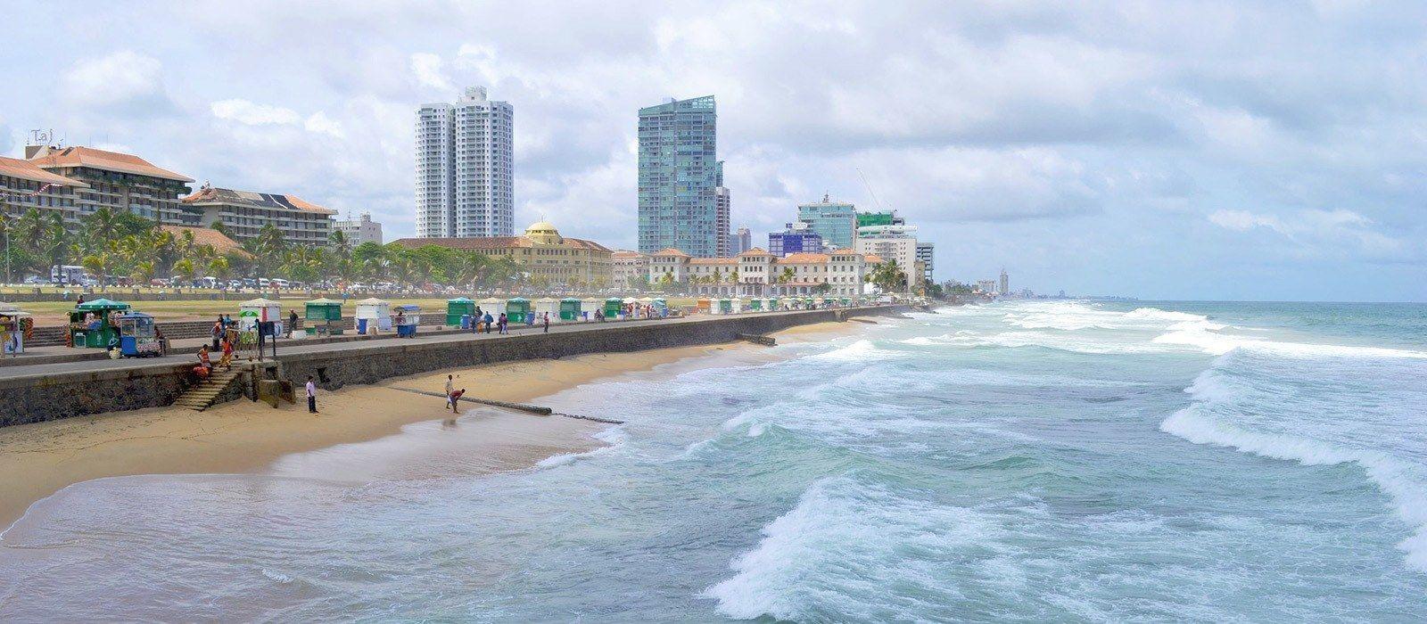 Destination Colombo Sri Lanka