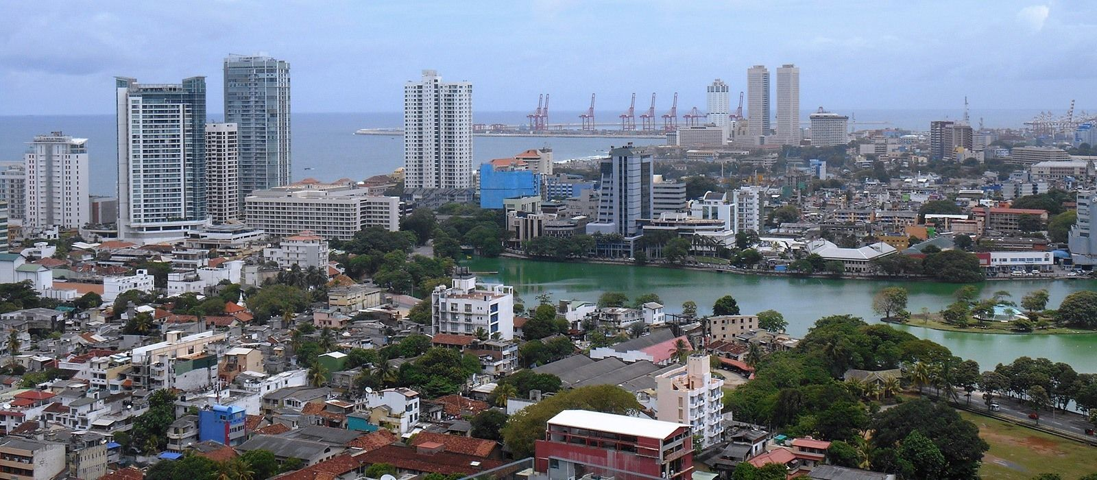 Destination Colombo Sri Lanka