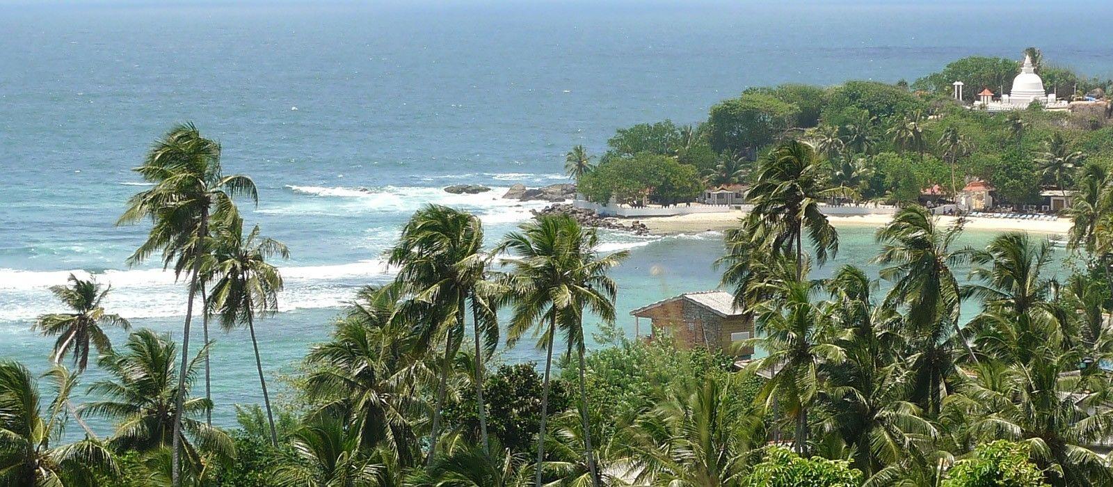 Reiseziel Galle – Strandaufenthalt Sri Lanka