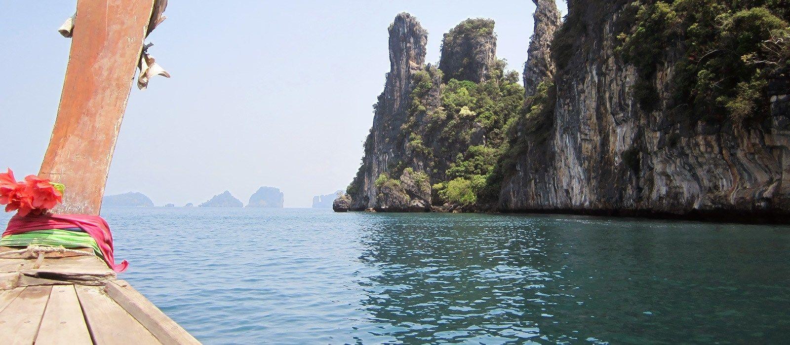 Südthailand Rundreise – Inselvielfalt und Traumstrände Urlaub 2