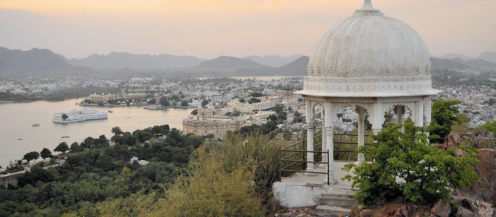 Trident Exklusiv: Kulturelle Höhepunkte Nordindiens Urlaub 1