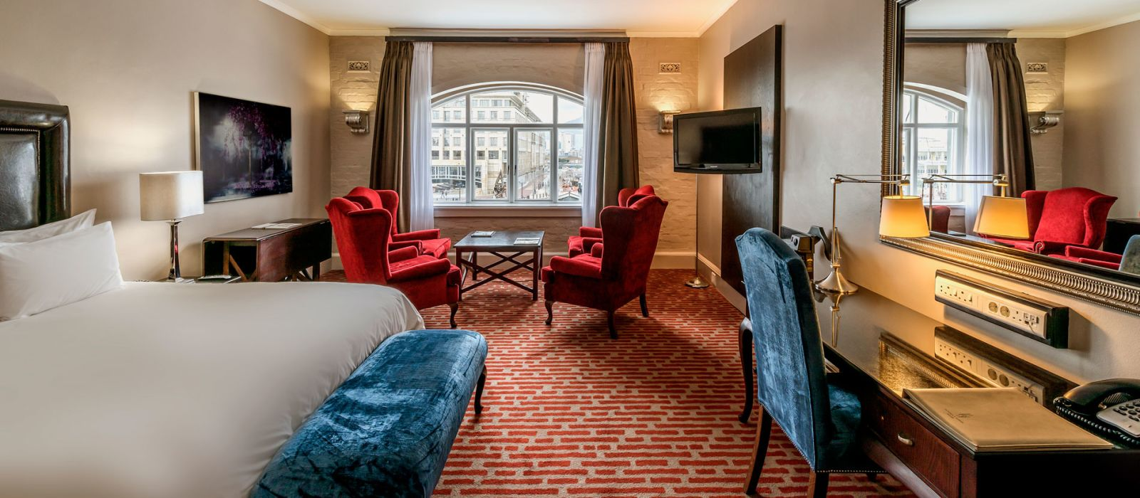 Hotel Victoria & Alfred -Newmark s South Africa
