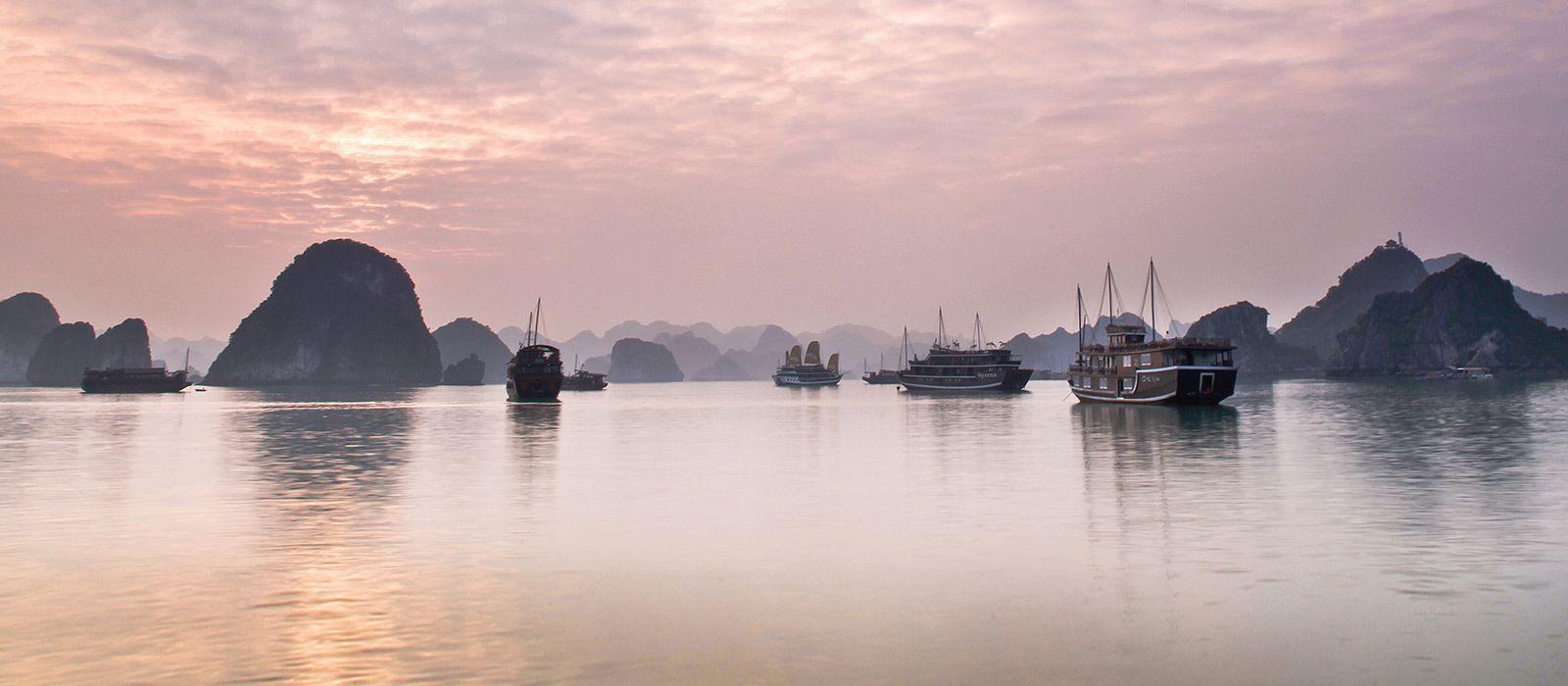 Luxurious Highlights of Vietnam Tour Trip 2