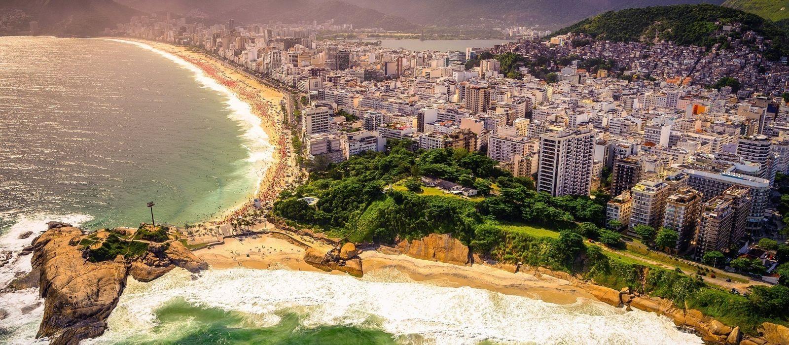 Brazil: Beaches and Beyond Tour Trip 5