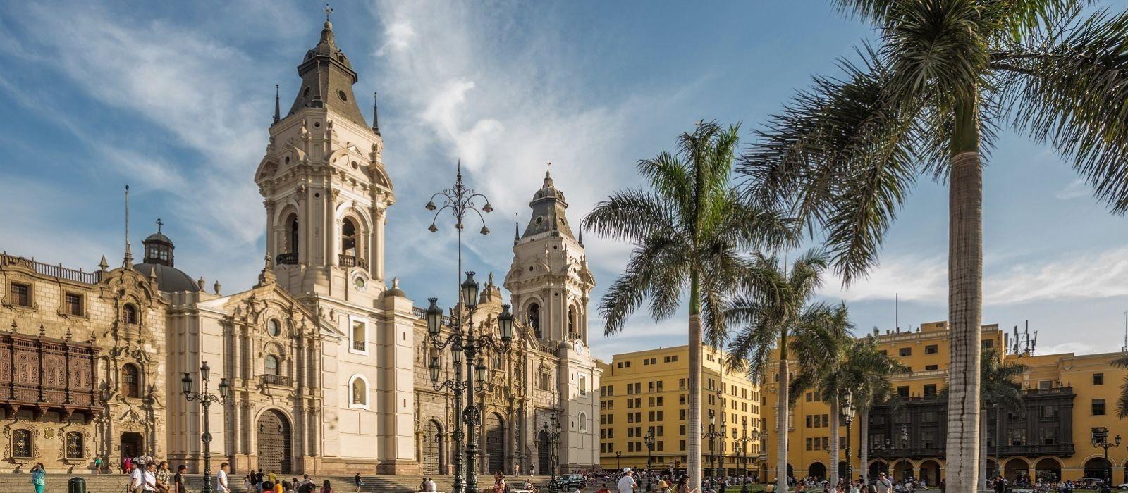Peru Erlebnisreise: Die Anden und der Amazonas Urlaub 4