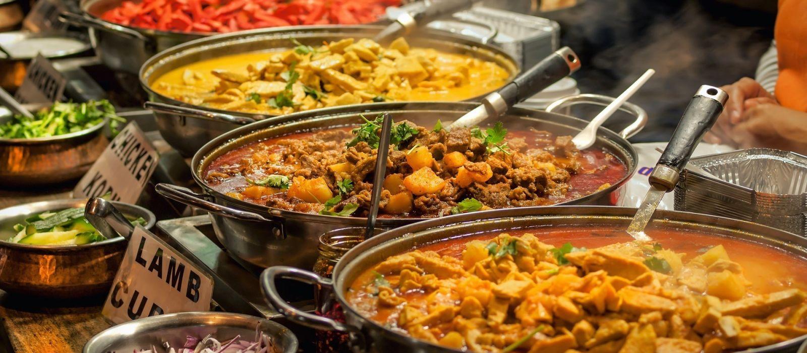 Gourmetreise – Nordindien für Feinschmecker Urlaub 4