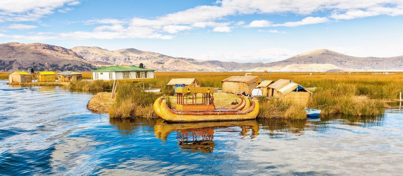 Mountains, Inca Trail & Lakeside Leisure Tour Trip 4