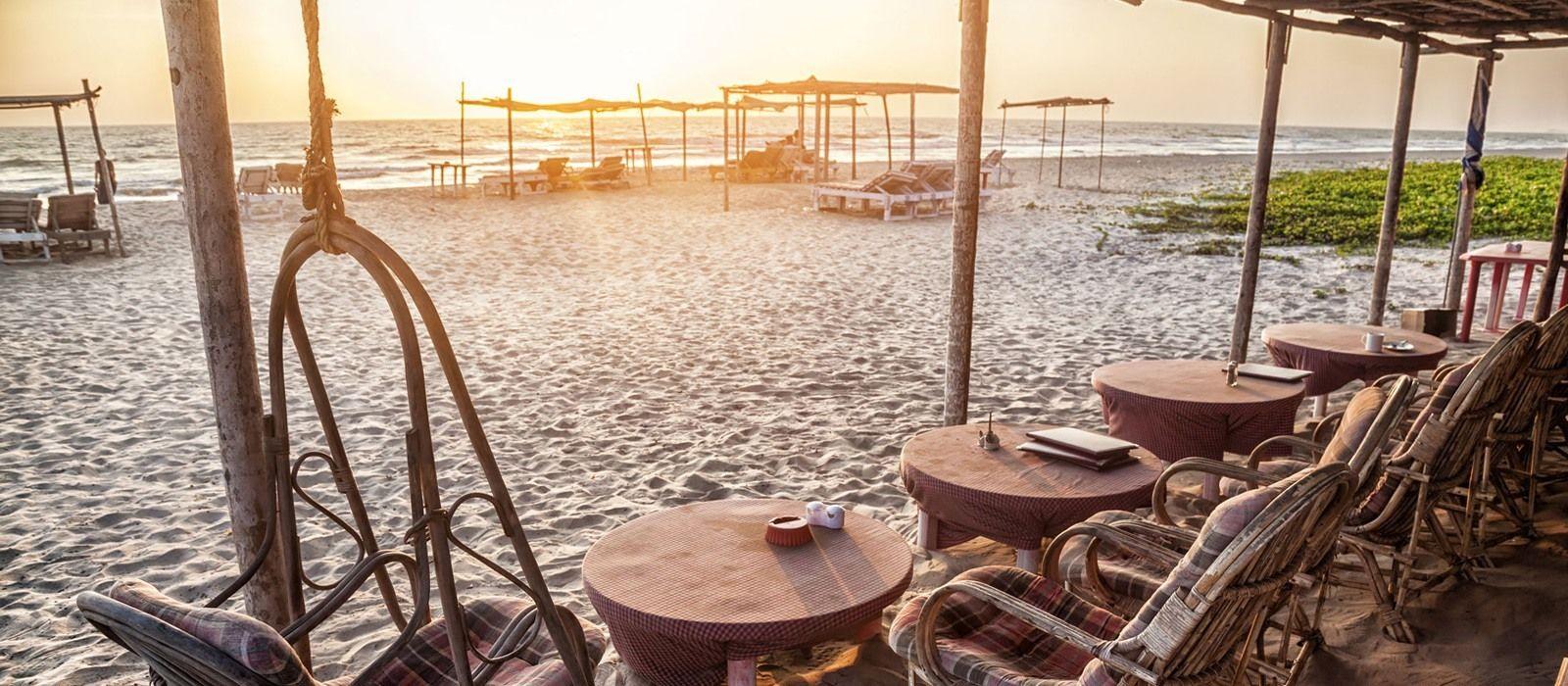 Indien: Goldenes Dreieck & Goa Urlaub Urlaub 2