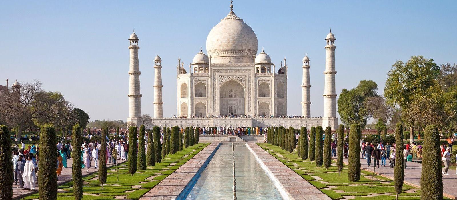 Nordindien Kulturreise: Glanz & Glorie Urlaub 1