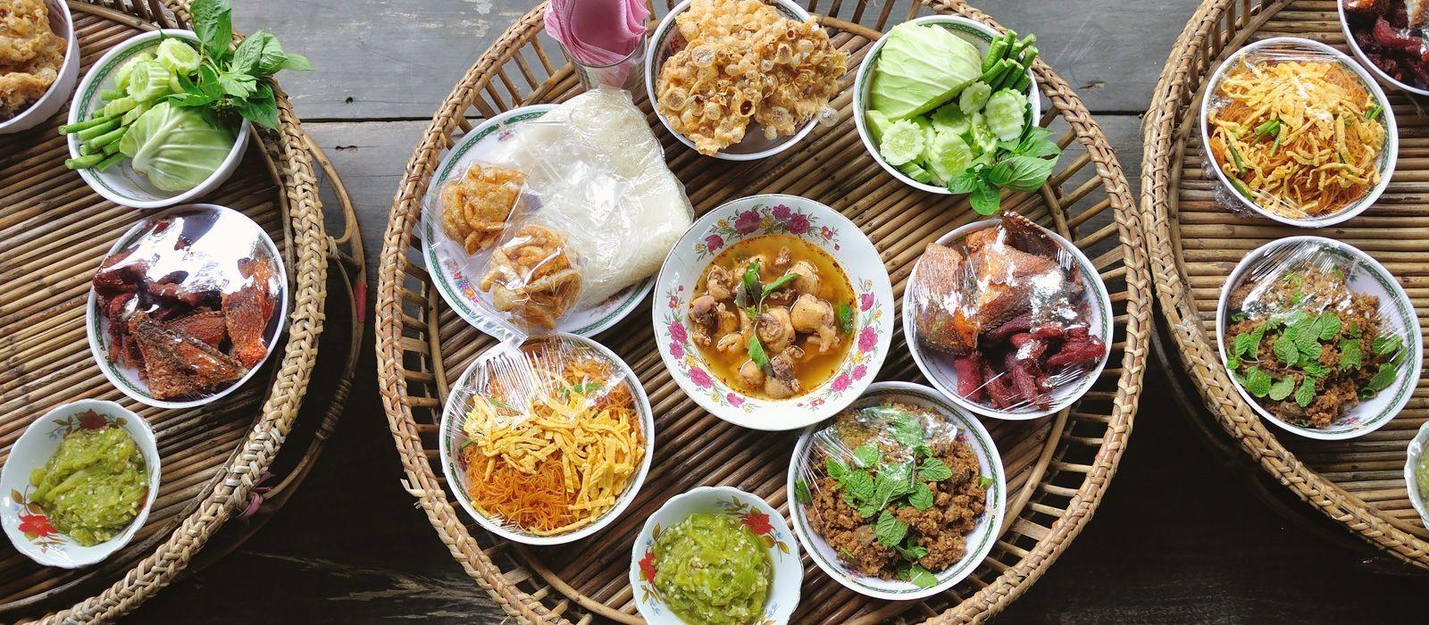 Staunen, shoppen und sonnen in Thailand Urlaub 5