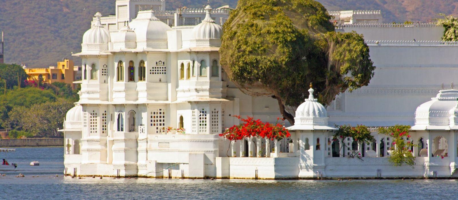 Nordindiens schönste Palasthotels – Luxuriöse Zeitreise Urlaub 1