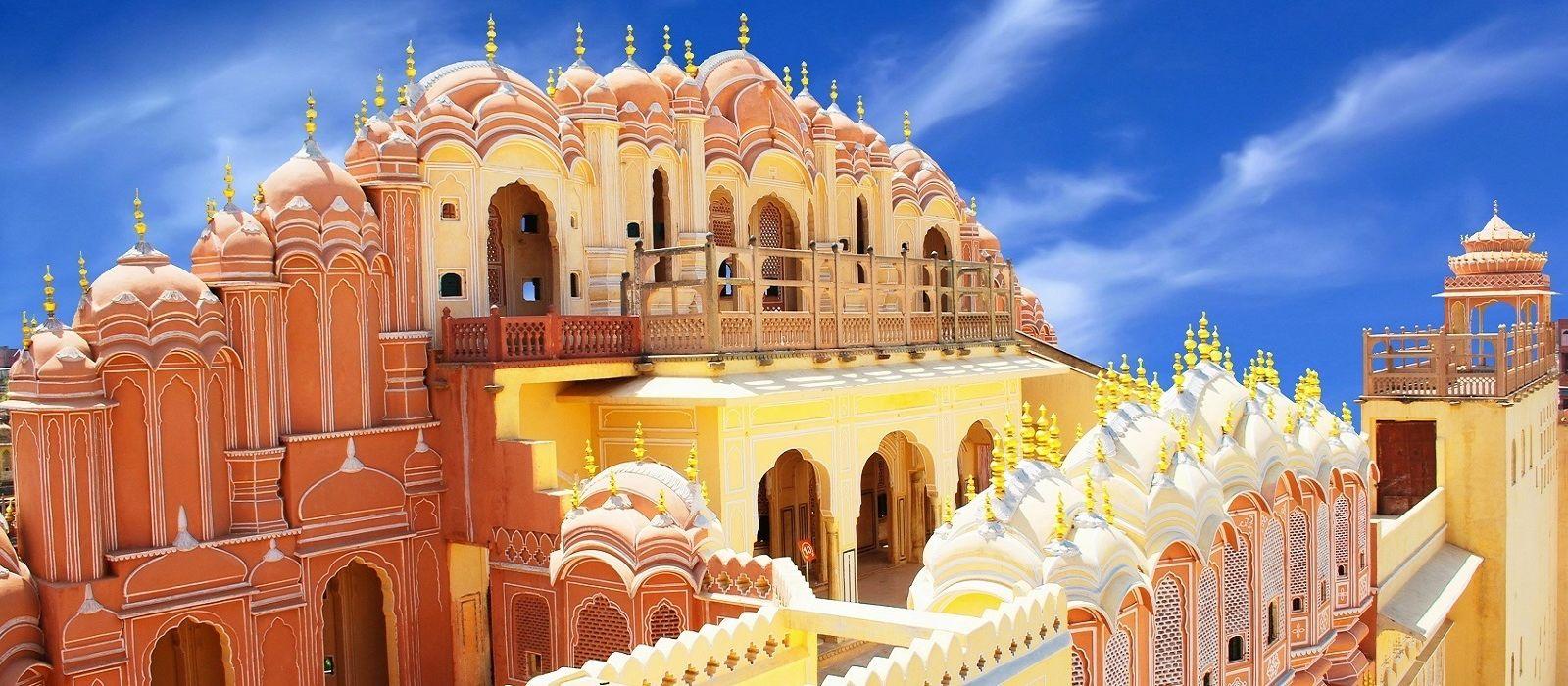 Bezaubernde Nordindien Reise – klassisch & komfortabel Urlaub 1