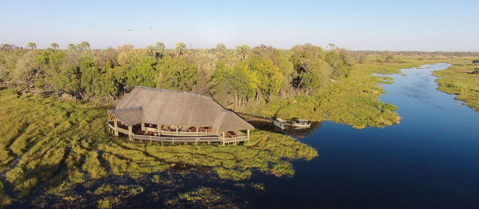 Hotel Moremi Crossing Botswana