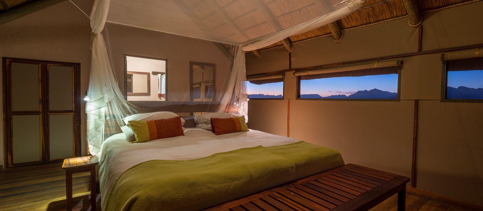 Hotel Kulala Desert Lodge Namibia