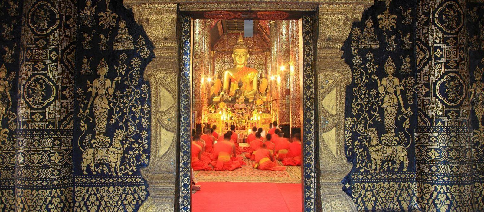 Laos unentdeckte Facetten Urlaub 1