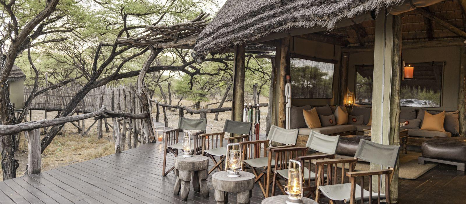 Hotel Onguma TreeTop Camp Namibia