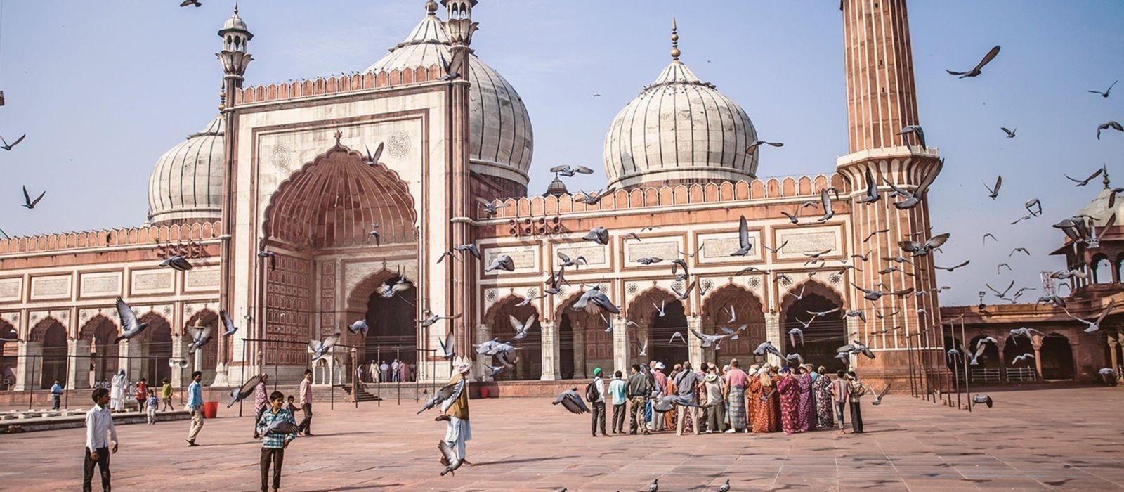 Unsere Nord- und Südindien Spezialreise Urlaub 2