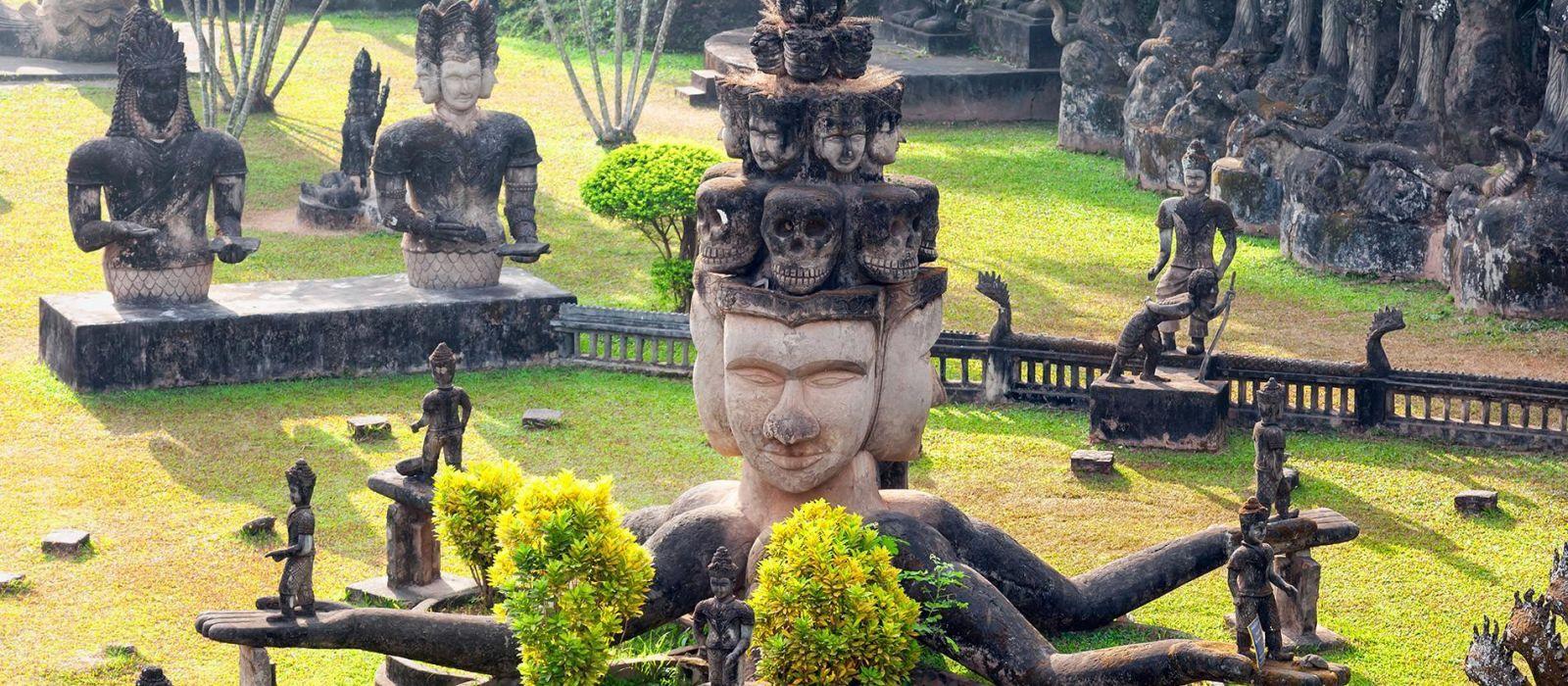 Laos unentdeckte Facetten Urlaub 11