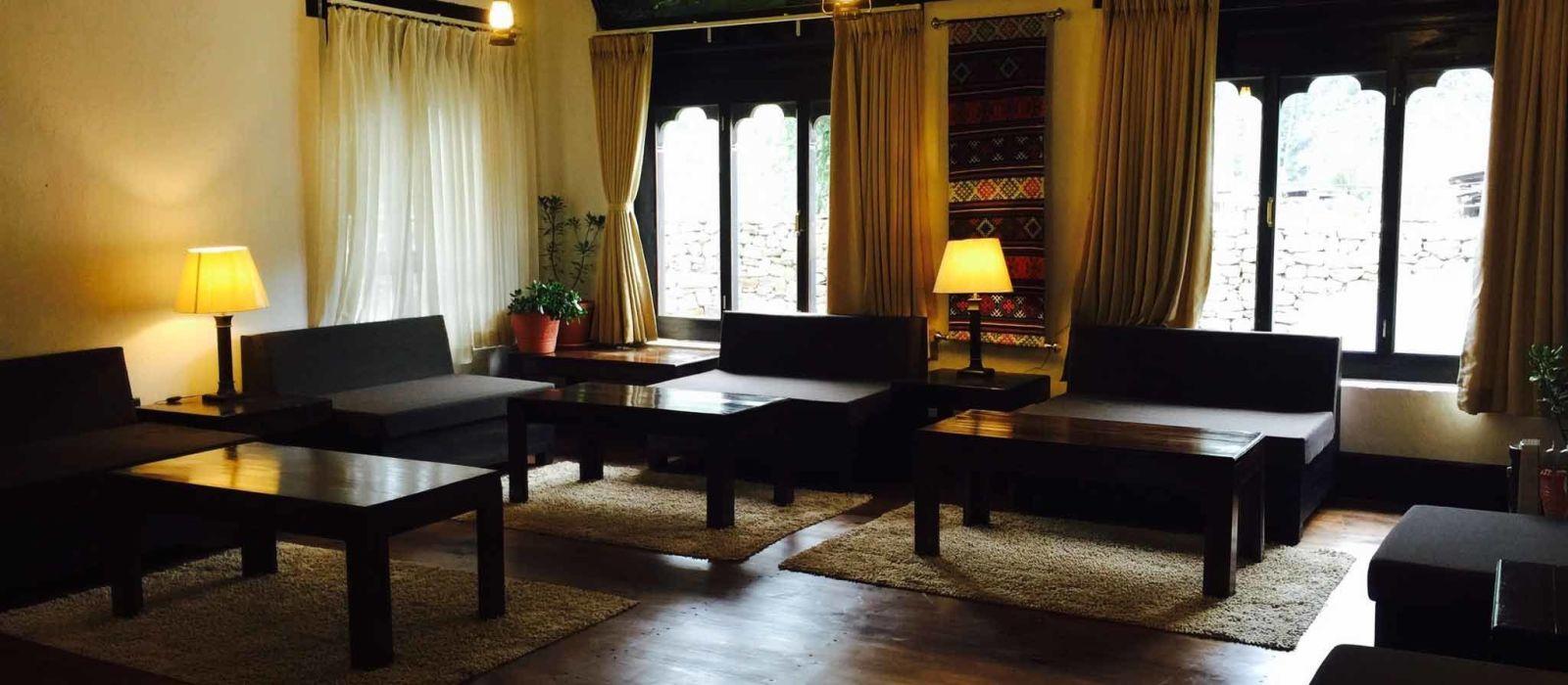 Hotel The Village Lodge Bhutan