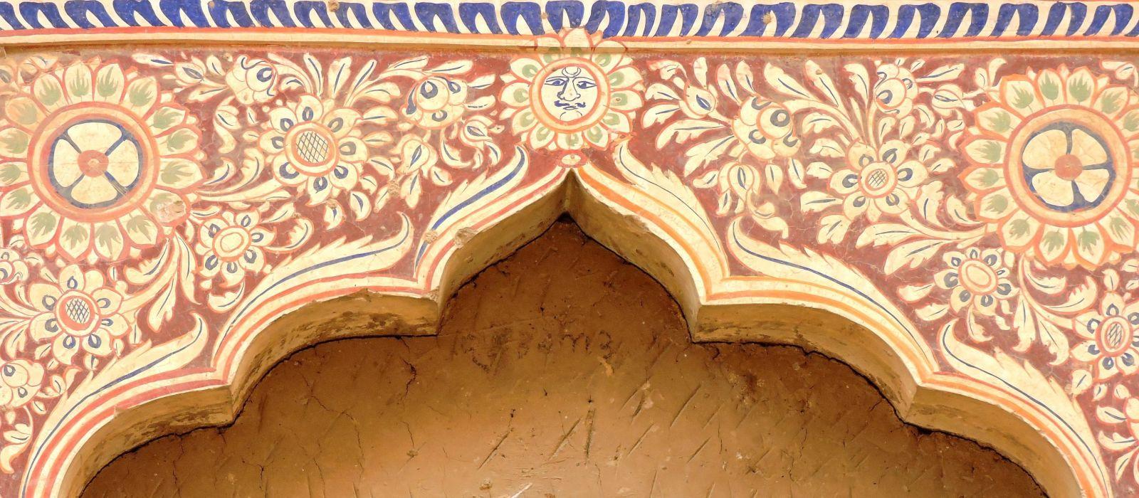 Reiseziel Churu Nordindien