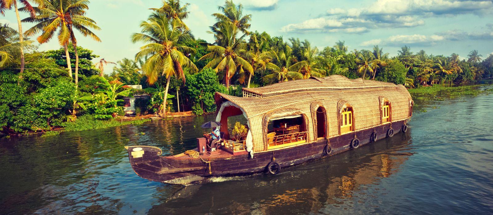 Große Südindienreise – Gewürze, Plantagen & Hausboot Urlaub 2