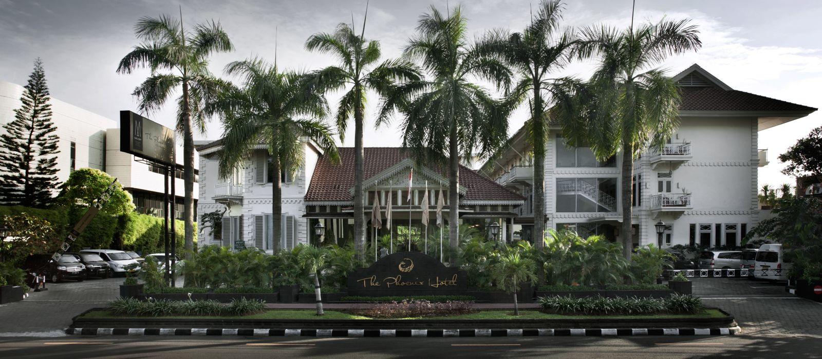Hotel The Phoenix  Yogyakarta MGallery by Sofitel Indonesia