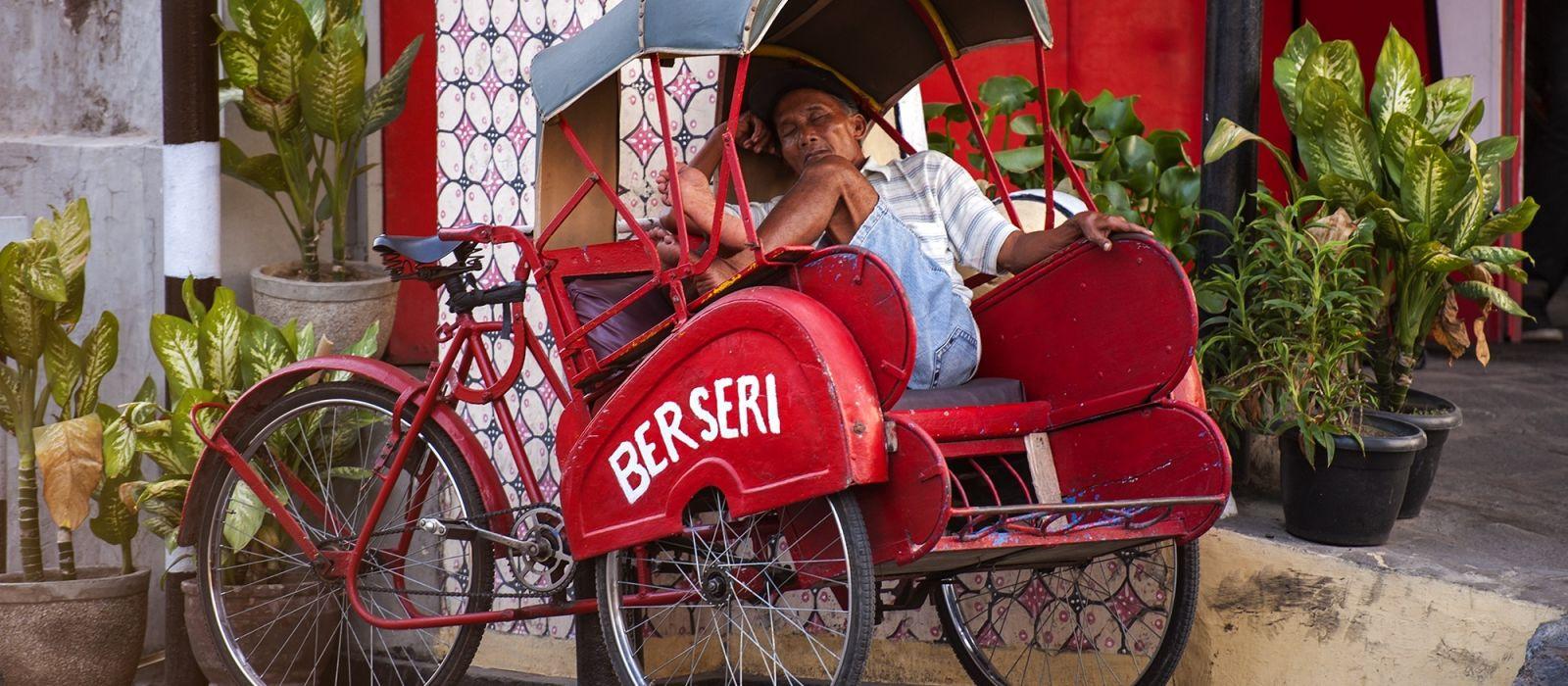 Landschafts- und Kulturerbe Indonesiens Urlaub 1