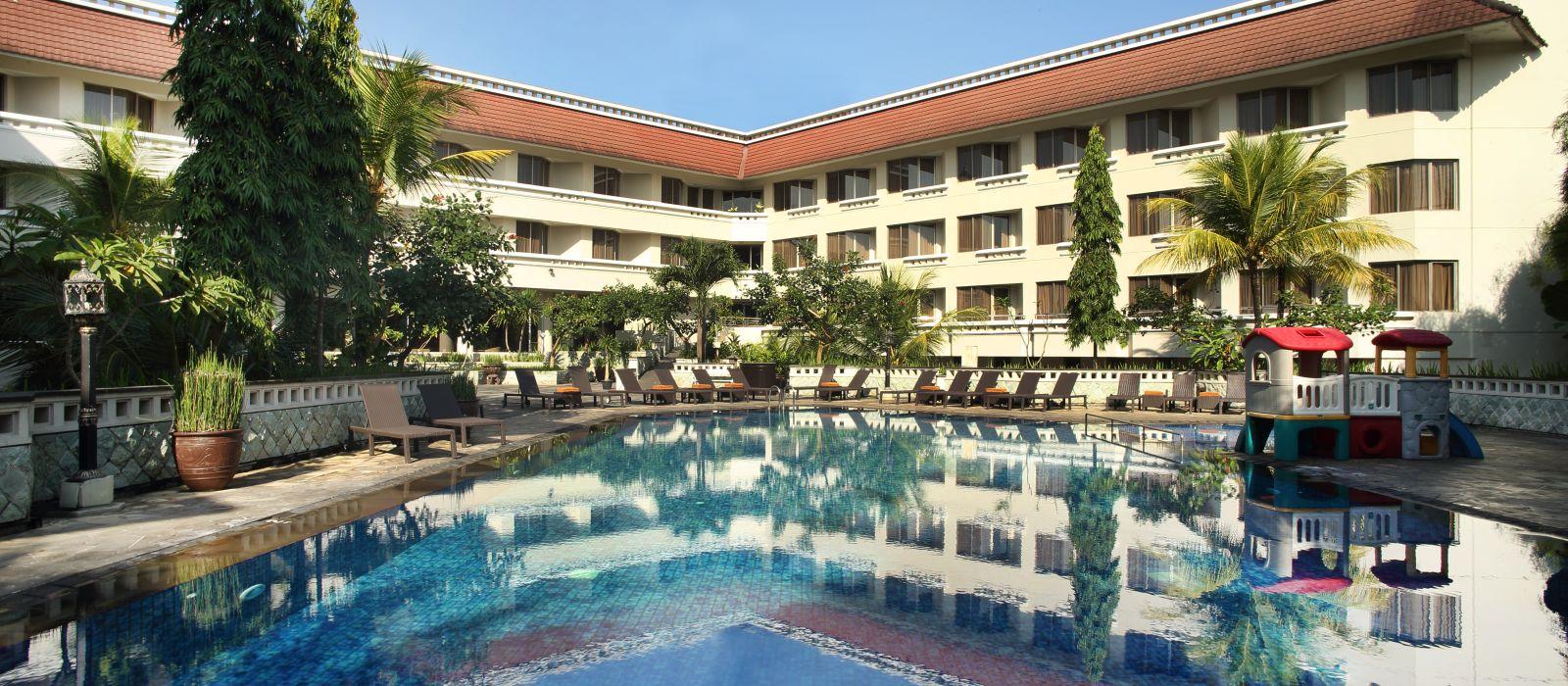 Hotel  Santika Premiere Jogja Indonesien