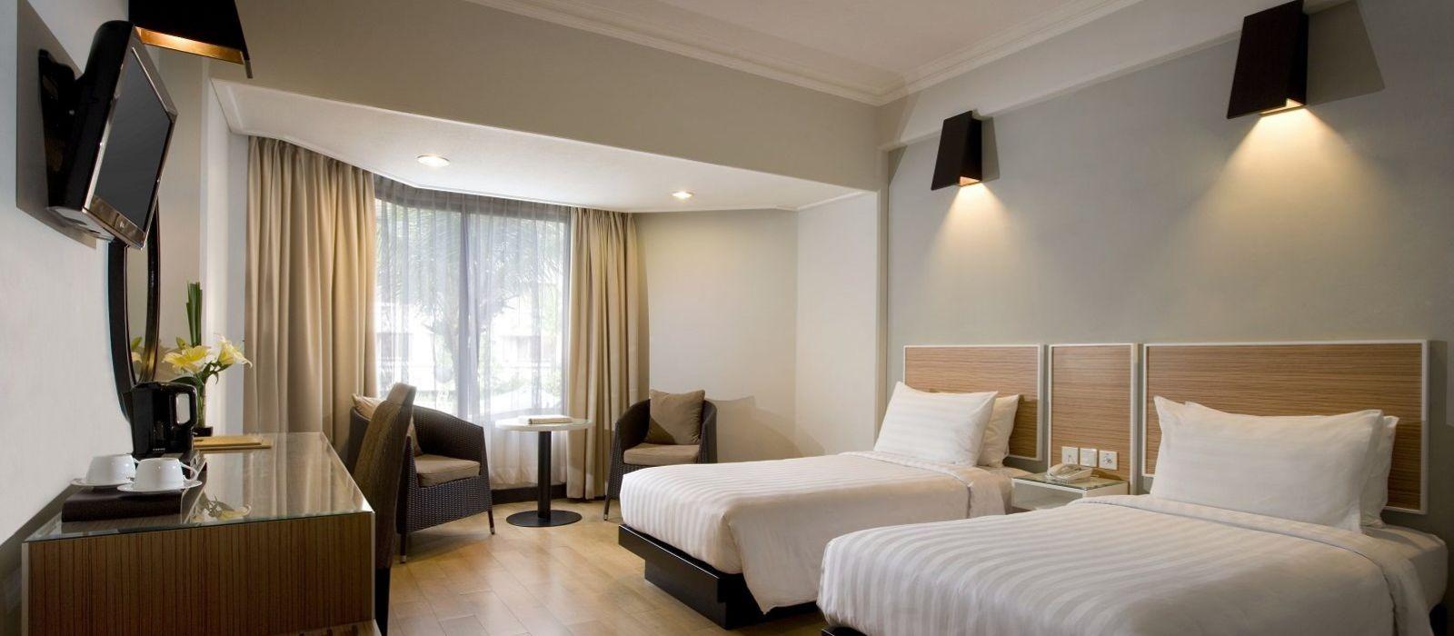 Hotel  Santika Premiere Malang Indonesia