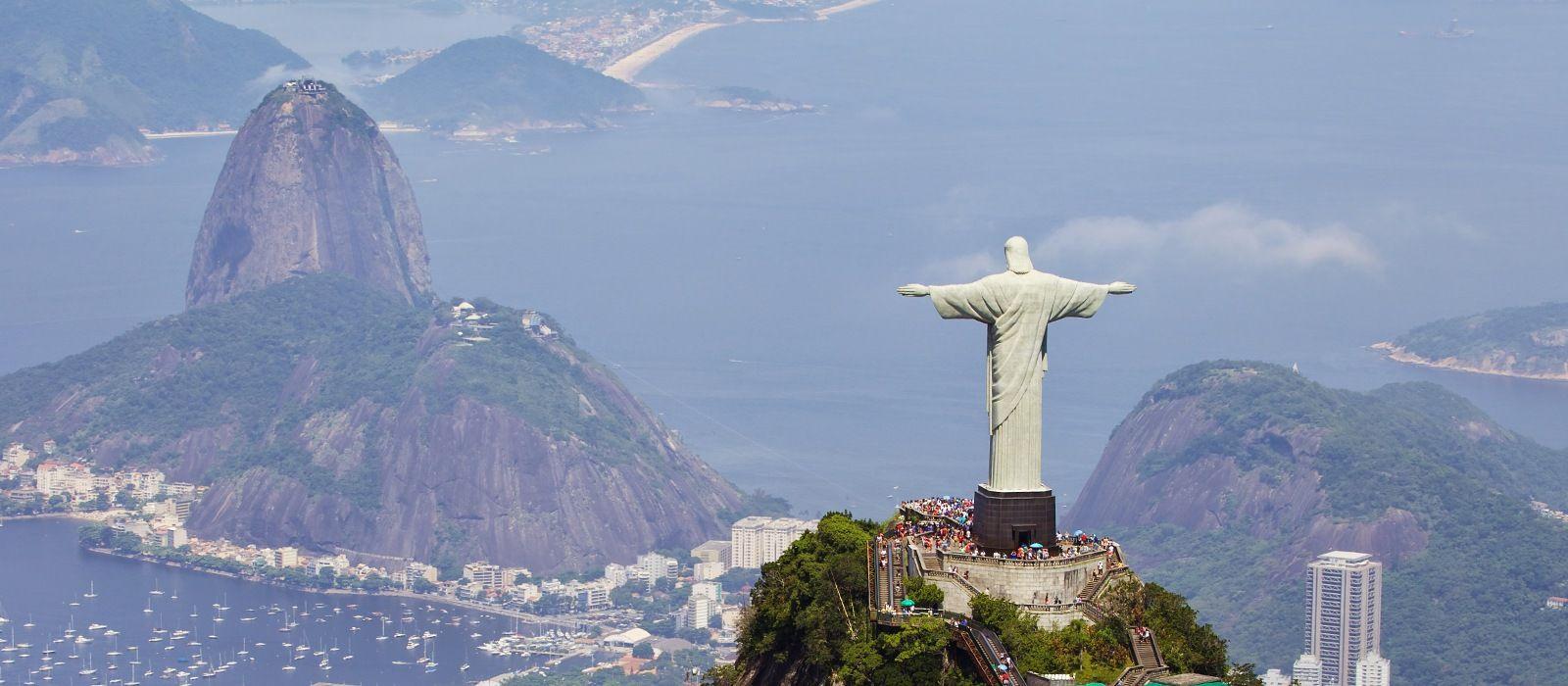 Brasilien für Einsteiger – Kultur, Natur und Strände Urlaub 2