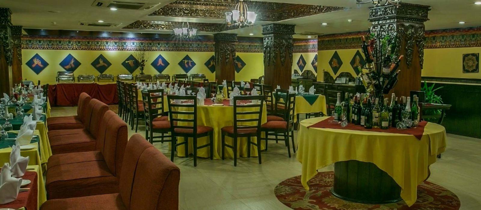 Hotel Tibet International  Nepal