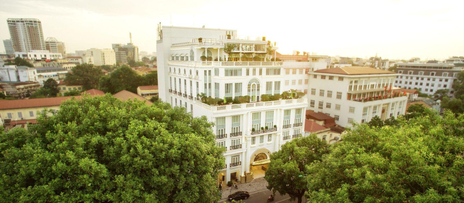 Hotel The Apricot , Hanoi Vietnam