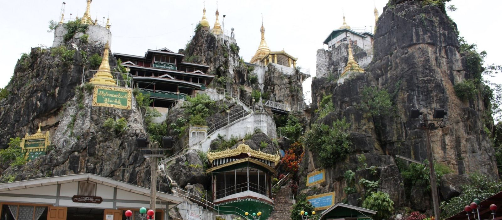 Culture & Landscapes in The Heart of Myanmar Tour Trip 3