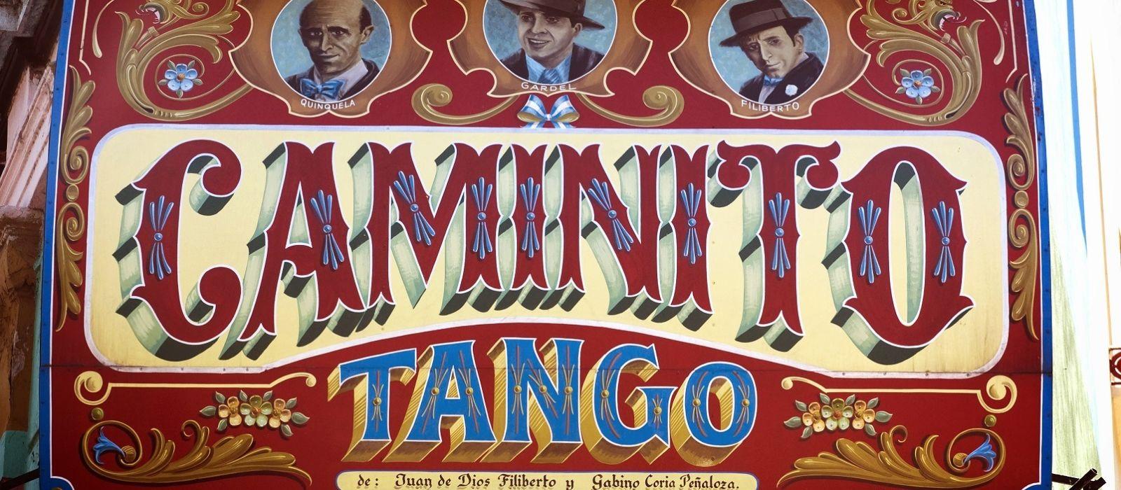 Argentinian Tango & Folklore Tour Trip 4
