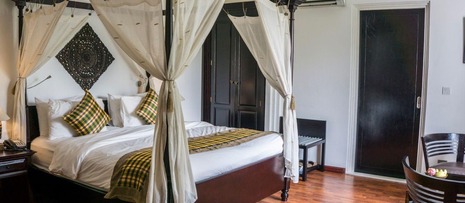 Hotel La Rose Boutique  & Spa Cambodia