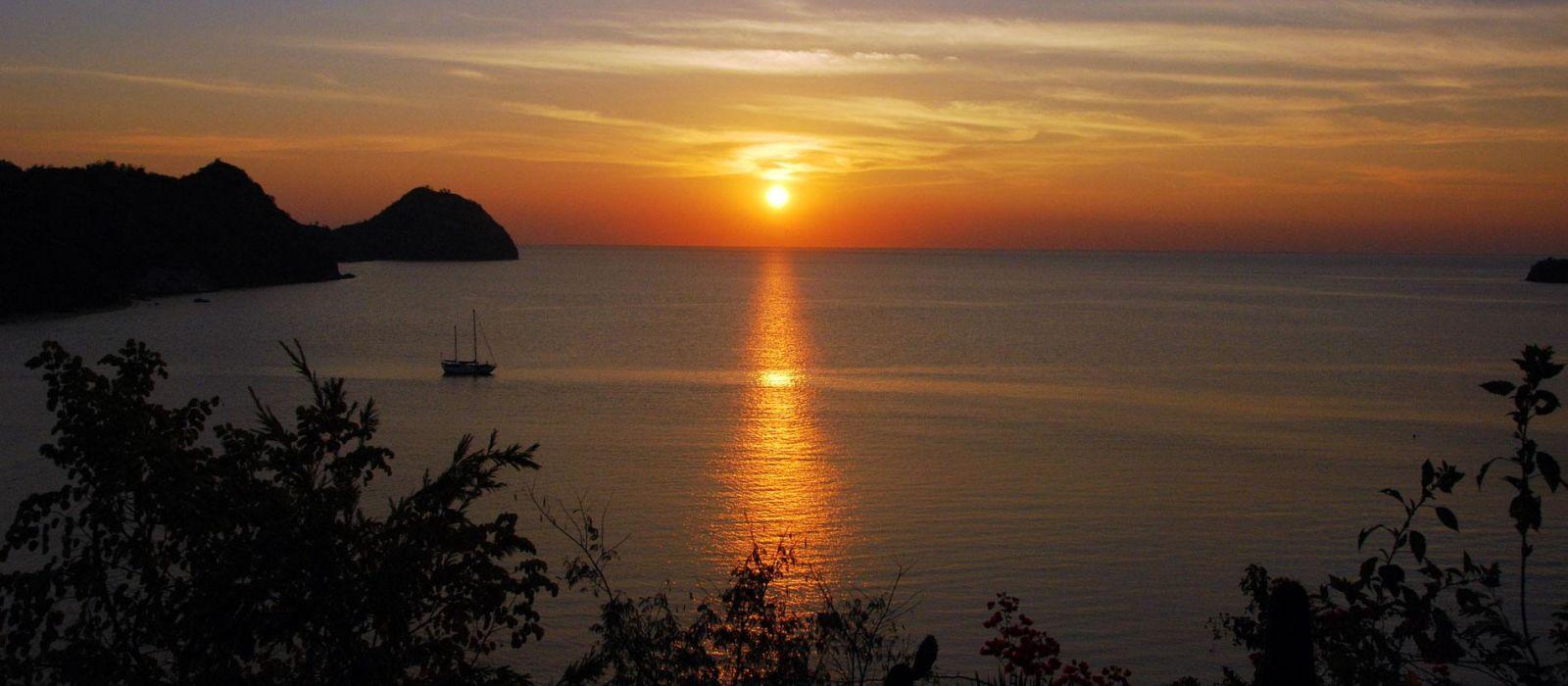 Reiseziel Labuan Bajo Indonesien