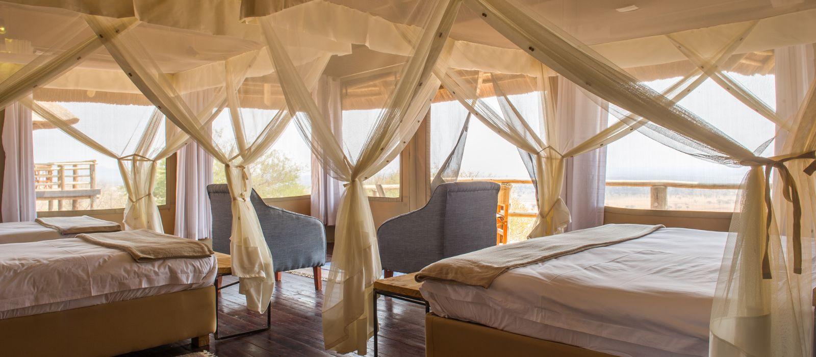 Hotel Kubu Kubu Tented Camp Tansania