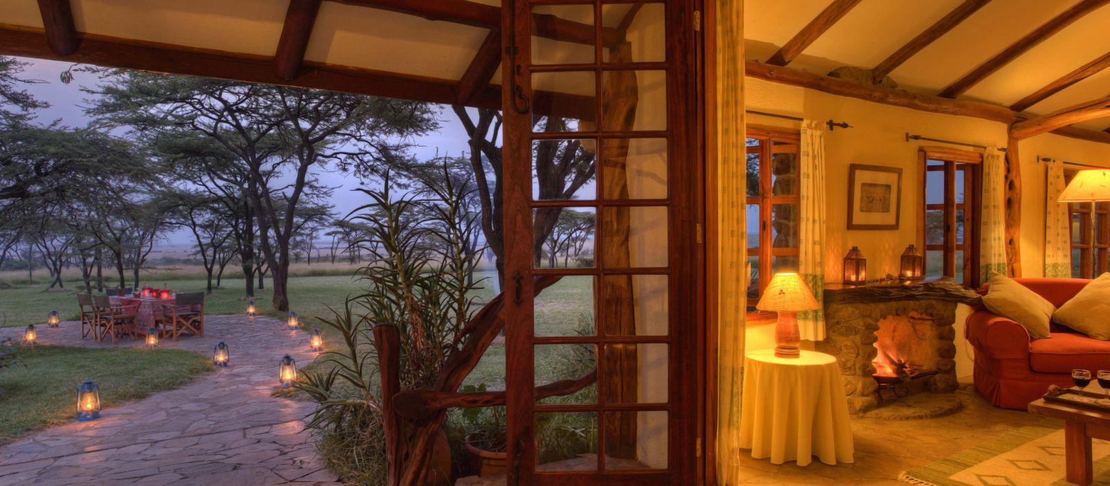 Hotel Isoitok Tented Camp