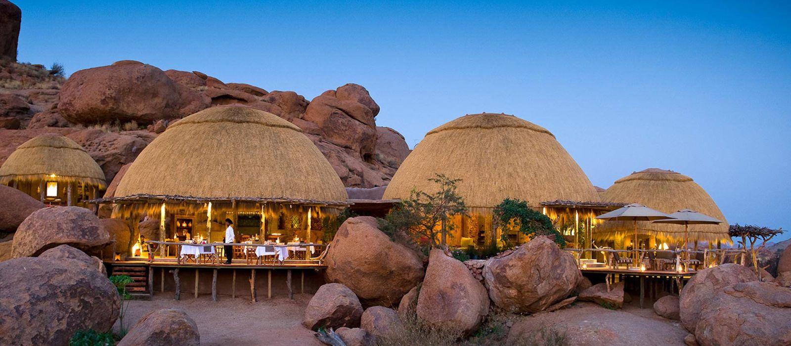 Einmalige Landschaften und exotische Tierwelt: Höhepunkte Namibias Urlaub 5