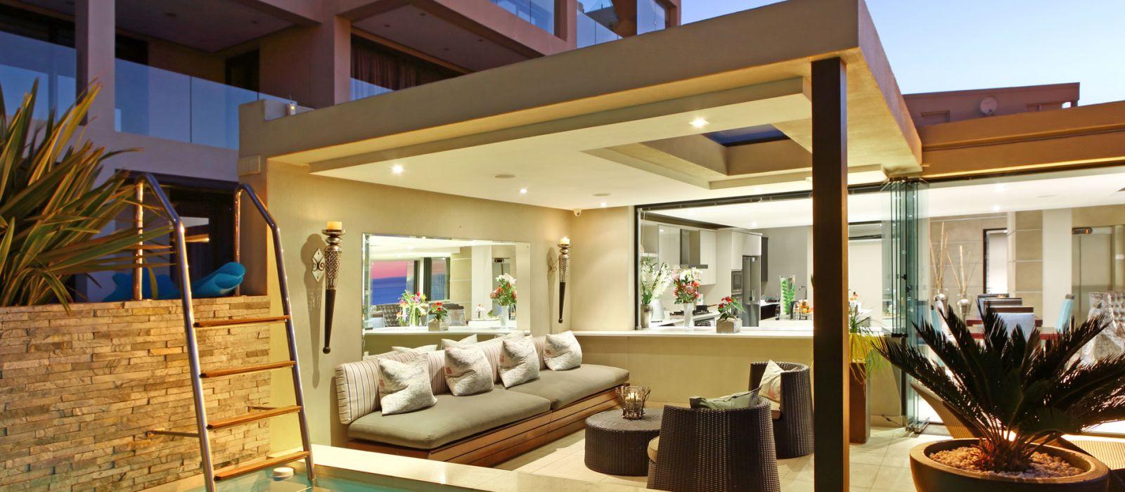 Hotel Azamare Südafrika