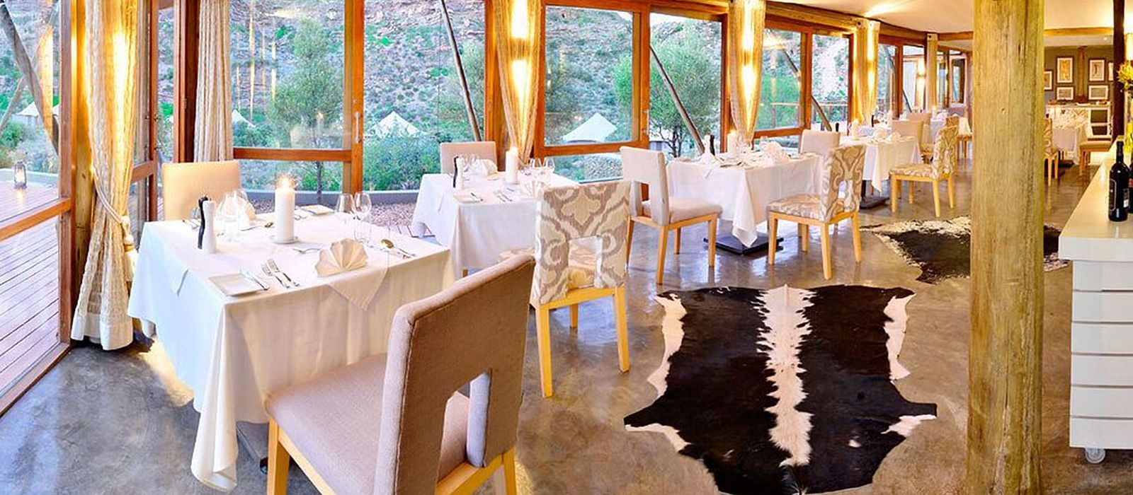 Hotel Sanbona Dwyka Tented Lodge South Africa