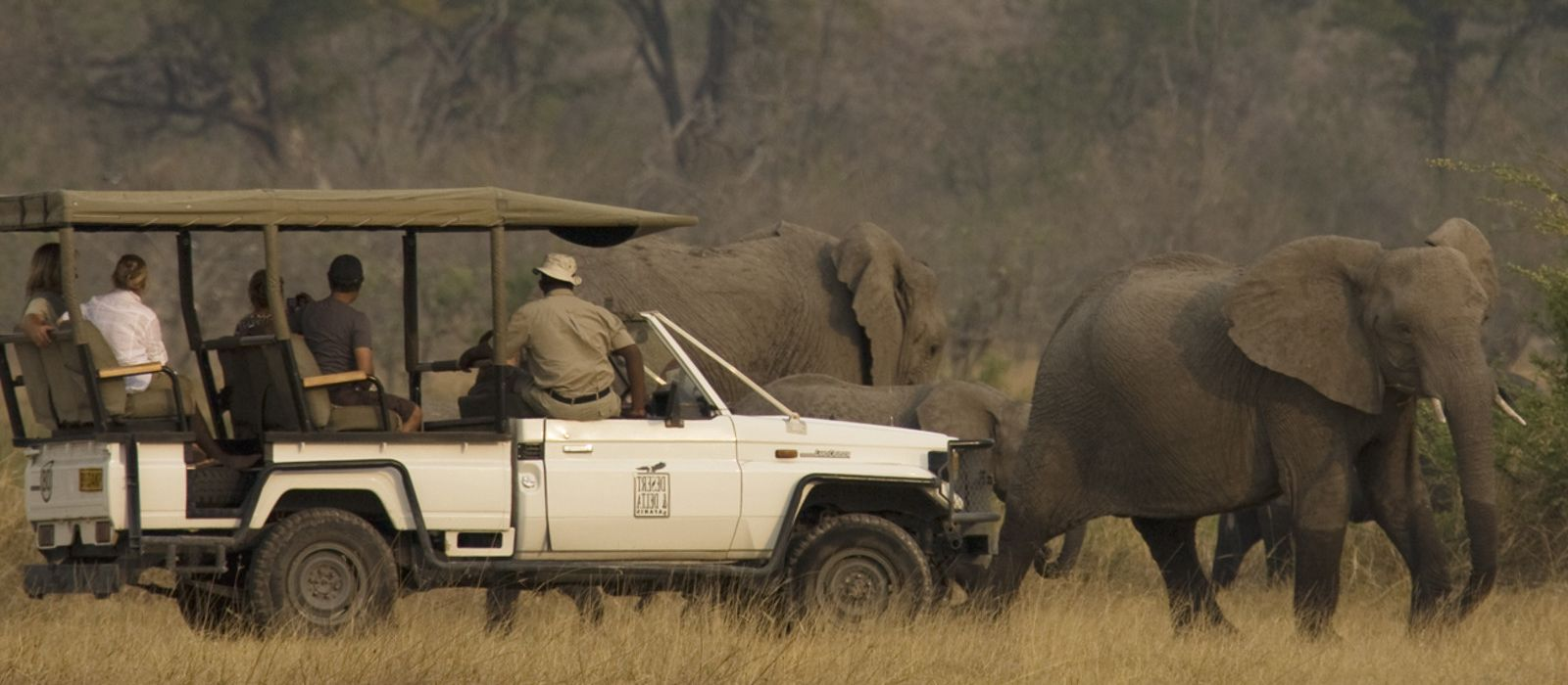 Botswana and Zambia: Luxury Safari and Victoria Falls Tour Trip 1